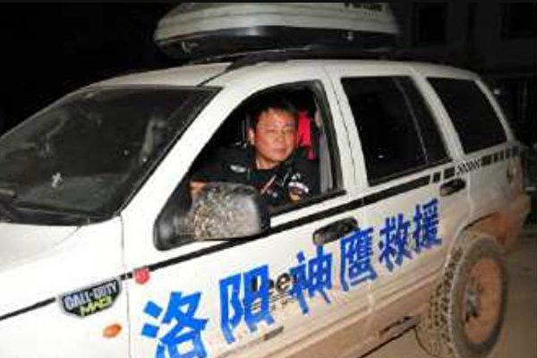 河南千里救灾车返回 遭湖南收费站强要过路钱