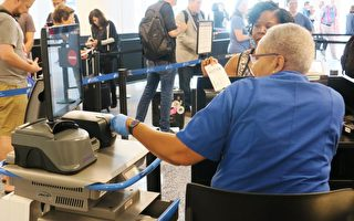 LAX新设备助旅客快速通关