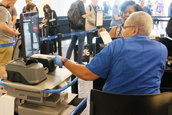 LAX新設備助旅客快速通關