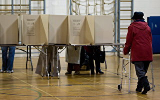 2018年9月22日,卑诗2018年市级选举正式启动为期28天的竞选活动。(加通社)