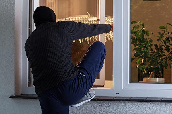 图:列治文市在9月12日-18日期间发生29起入室盗窃案件。(fotolia)