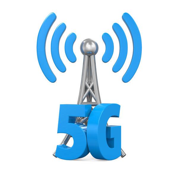 5G是指第5代行動通訊技術,其功能強大,無線速度是當前4G網絡的10~100倍。(F0tolia)