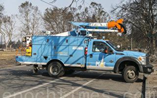 加州議會允許PG&E調電價 來賠付去年火災官司