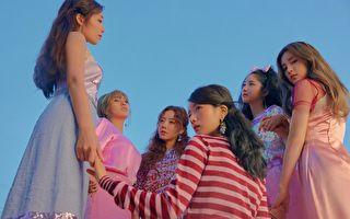 于Music Bank挤下BLACKPINK  Apink成员惊呆