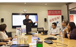 圣地亚哥县选民登记处鼓励华裔社区积极参选