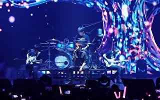 五月天二度韩国开唱 冠佑女儿以为来看TWICE