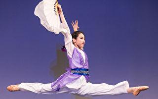 第八屆全世界中國古典舞大賽紐約開賽