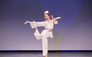 组图:中国古典舞大赛复赛少年女子组风采