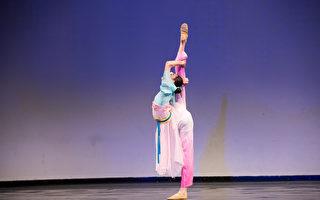 大赛少女组金奖黄悦:用最纯净的心跳舞