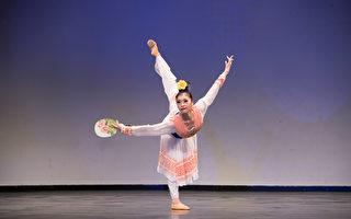 組圖:中國舞大賽 青年女子組金獎選手風采