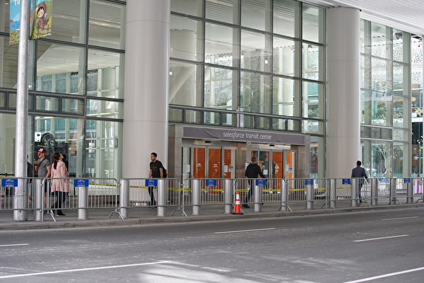 发现第二根钢梁有裂纹 旧金山交通中心关闭至下周