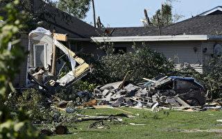环境部证实:渥太华地区曾遭6个龙卷风袭击