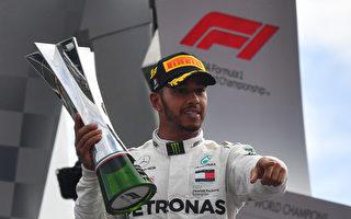 F1意大利站:小汉法拉利主场第五次捧杯