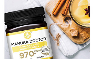 麥盧卡蜂蜜  為何如此特別?