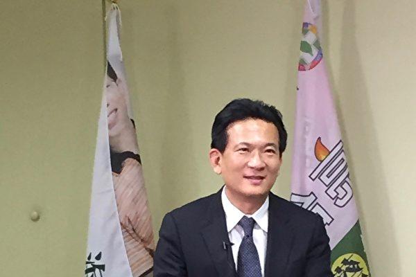 林俊宪立委析台湾选情 泛谈经济外交