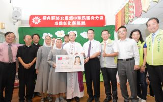 奉献台湾20多年 修女如愿取得台湾人身份证