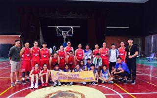 新南向政策 國中女籃隊及射箭隊東南亞取經