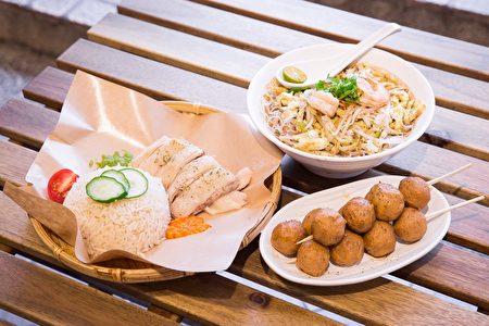 將沙勞越的美味帶來台灣,讓你不必飛10小時就能吃到道地的古晉美食。