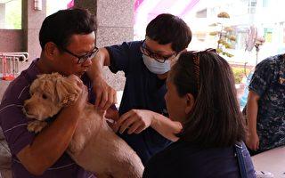 免費寵物登記與狂犬病疫苗注射活動