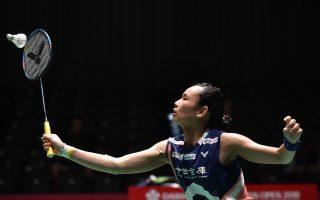日本羽球公開賽 戴資穎、周天成晉級次輪