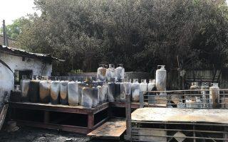 瓦斯行火災嚇壞民眾 消防局開罰勒令停業