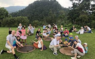 駐臺外交官變身茶農 坪林採茶初體驗