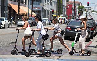 L线维修 市议会拟推电动滑板车