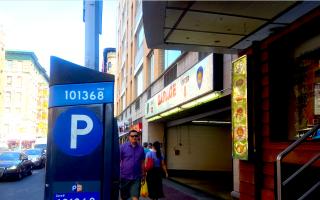 纽约咪表涨价 停车场跟着涨?