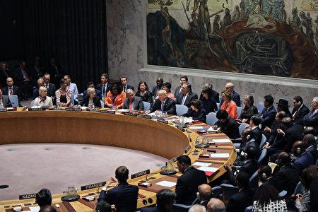 在紐約召開的聯合國安理會會議上,美國總統川普表示,「遺憾的是,我們發現中國(中共)一直在試圖干涉即將舉行的2018年(期中)選舉,反對我的政府。」