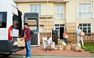 搬離倫敦的人口比例破紀錄