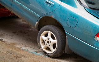 为什么轮胎在夏季容易爆裂?