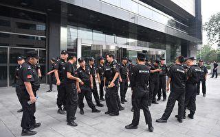 中共新規擴警權 被指慫恿警察作惡 釀動盪