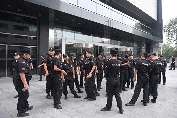 江苏公安内部人爆料:泰兴警察自杀案遭封锁