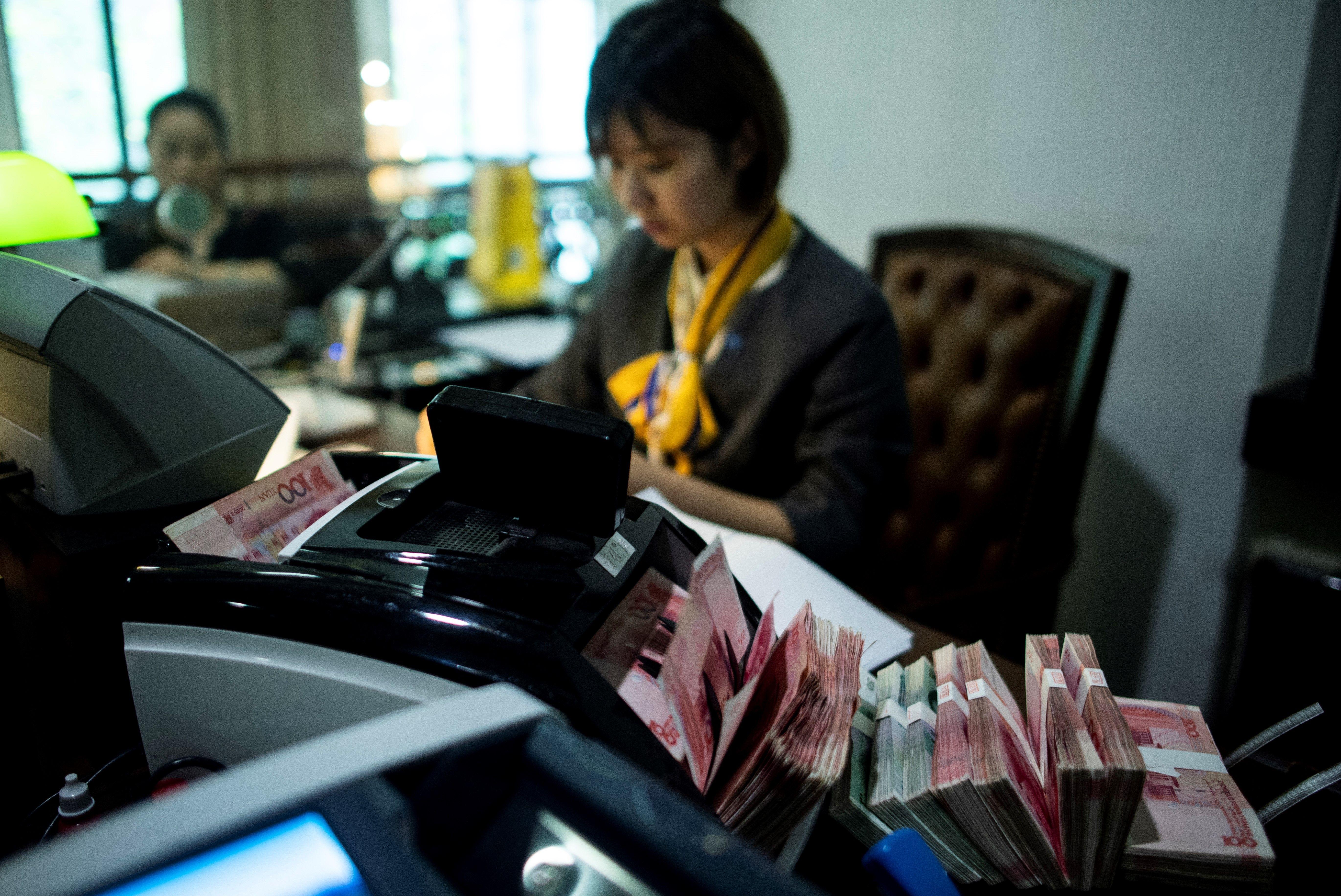 美媒:受貿易戰威脅 中國經濟已有裂縫