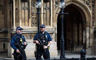 英一年起诉百名恐怖嫌疑人 人数创记录
