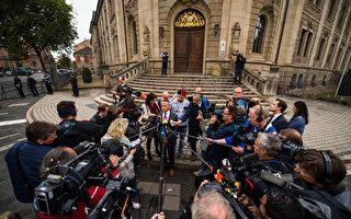 德國少女凶殺案宣判 難民嫌犯獲刑8年半