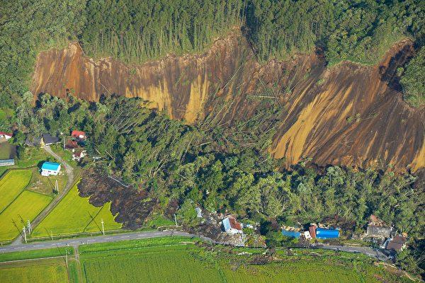 日本北海道6.7級強震  至少19人失蹤120傷