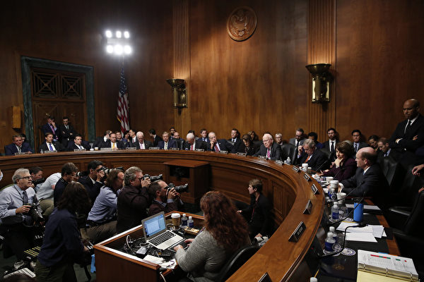 美參院司法委員會通過卡瓦諾大法官提名