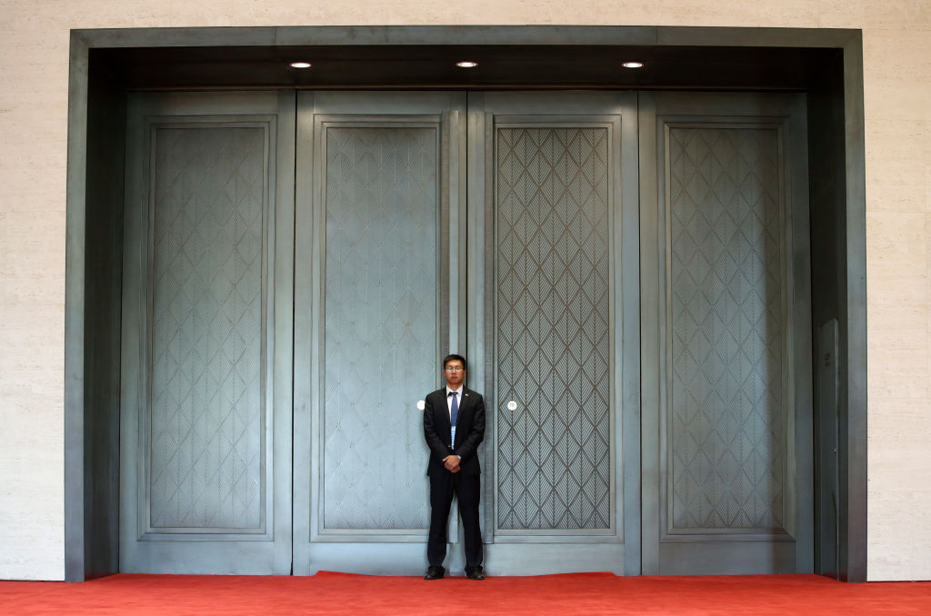 美駐華使館轉帖 警示「某債權國」真實目的