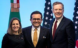 川普:新NAFTA若没有加拿大 也会推动