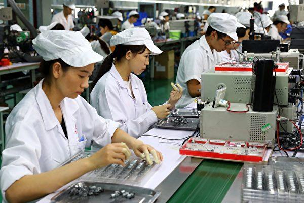 贸易战加剧 9月份中国制造业料继续降温