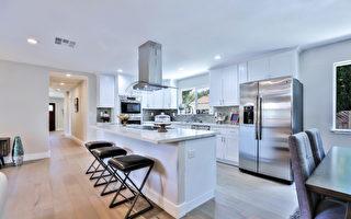 廚房新趨勢:乾淨俐落更大氣