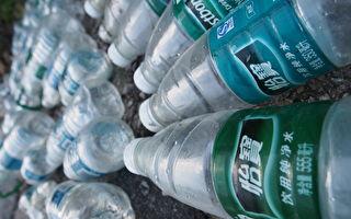 台港兩地海廢 中國寶特瓶占六成多
