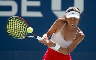日本廣島女網賽  謝淑薇生涯第3度捧WTA金盃