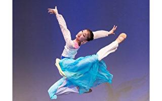 組圖:中國舞大賽 少年女子組金獎選手風采