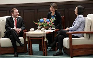 合作交流与高层互访  蔡英文:让台瓜关系更紧密
