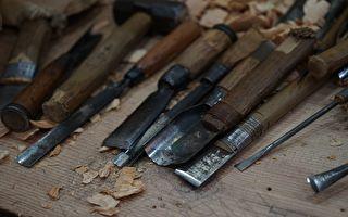 木雕師陳文才 雕鑿的不只是作品也雕琢了心性