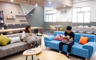 龍華科大打造五星級宿舍 提升住宿品質助學習
