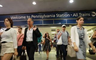 曼哈頓34街賓州車站擬建新出入口