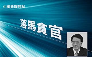 廣東前環保廳長李清獲刑15年 受賄兩千萬元